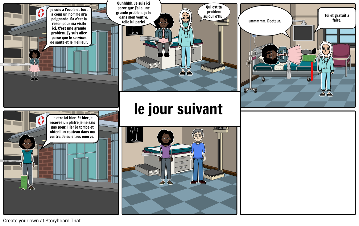 french comic