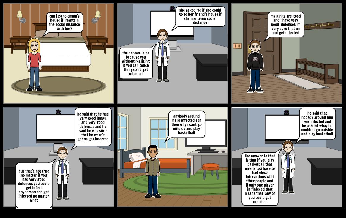 teen Q&A coronavirus