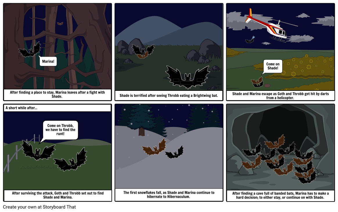 Silverwing #5