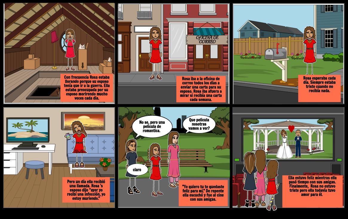Una Historia: La Mujer del muello se San Bias