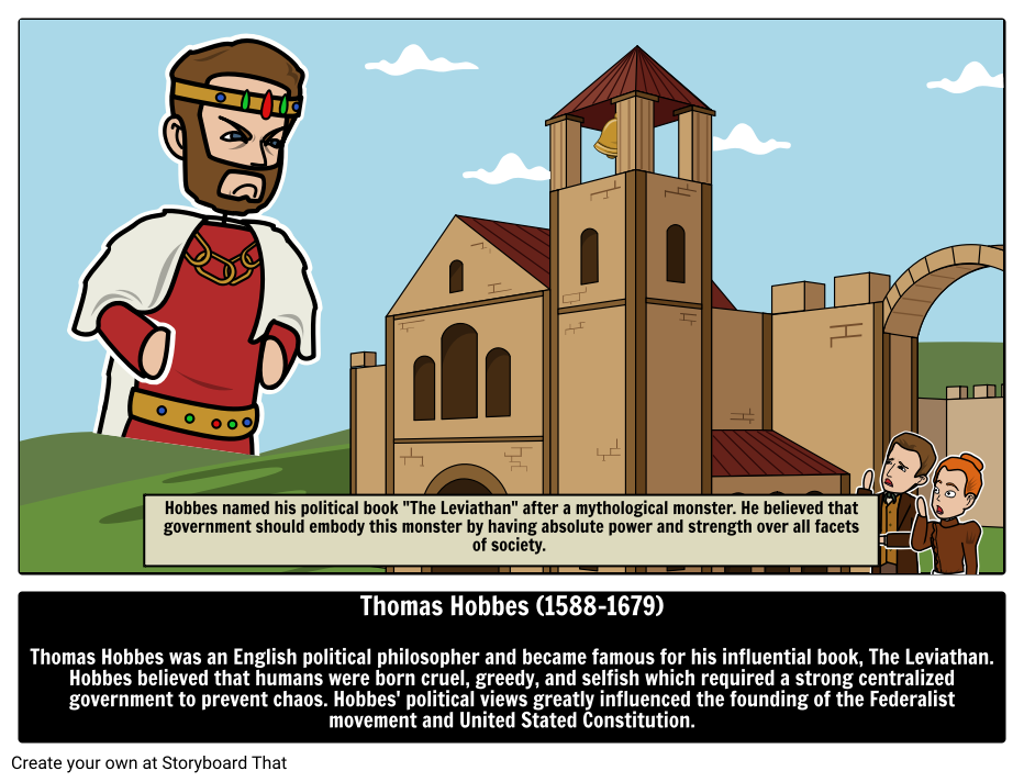 Thomas Hobbes Quotes | Enlightenment Thinkers