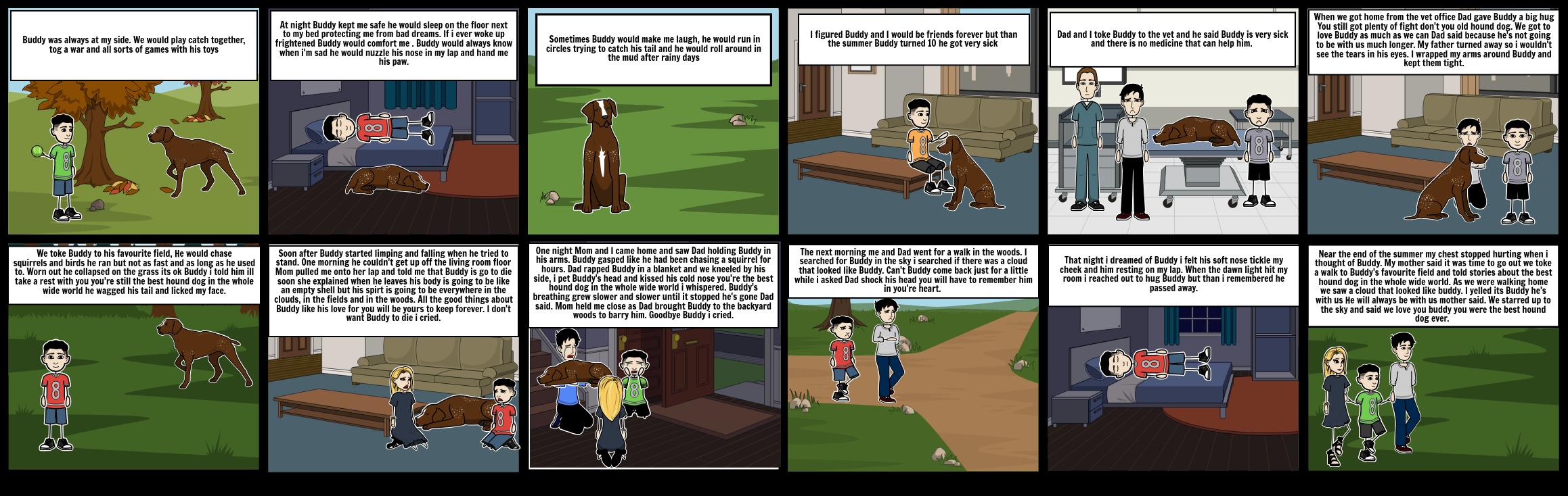 part 2 Storyboard par matteo4030