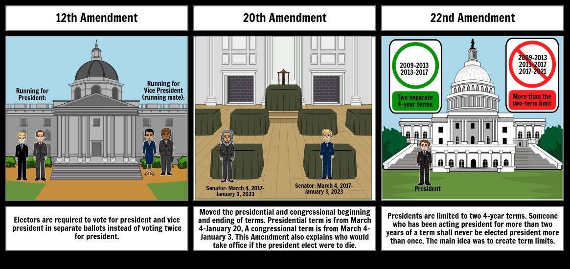 Amendment Project