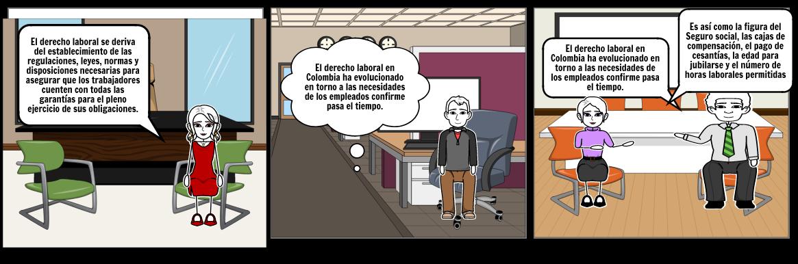 historia laboral