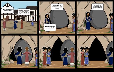 de opstanding van Lazarus 2.0