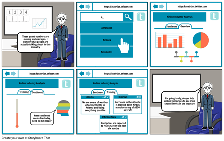 Product Management HW #2 Storyboard