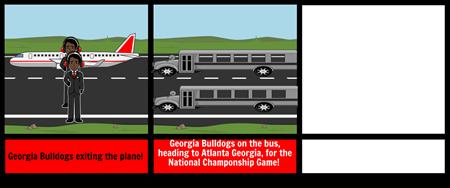 Georgia Bulldogs#2