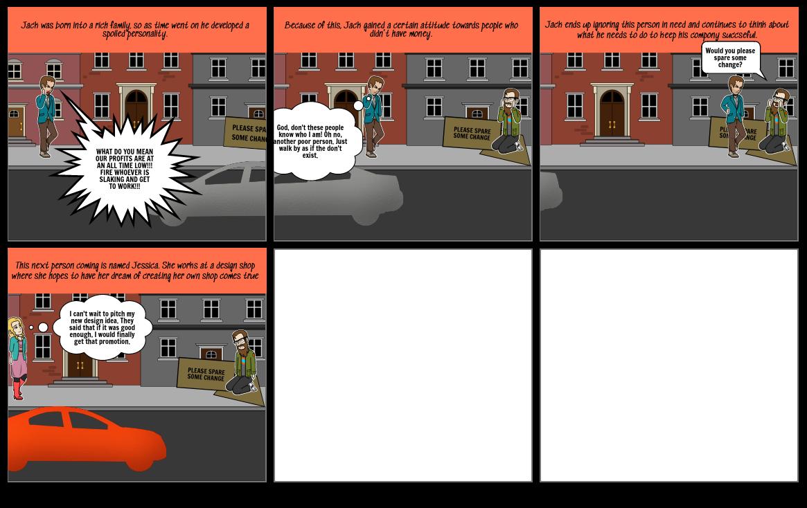 Religion Comic Strip