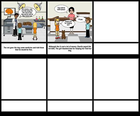 English Storyboard Part 2