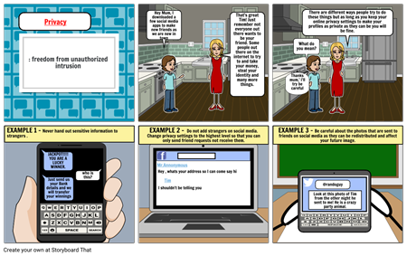 Cyber Bullying - group assignment