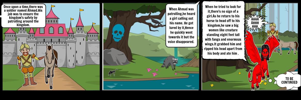 Ahmad's Kingdom