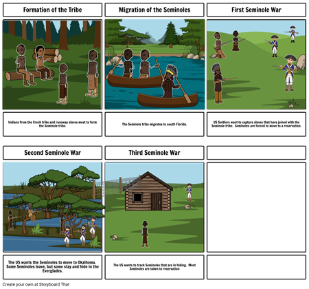 Seminole Indian Project