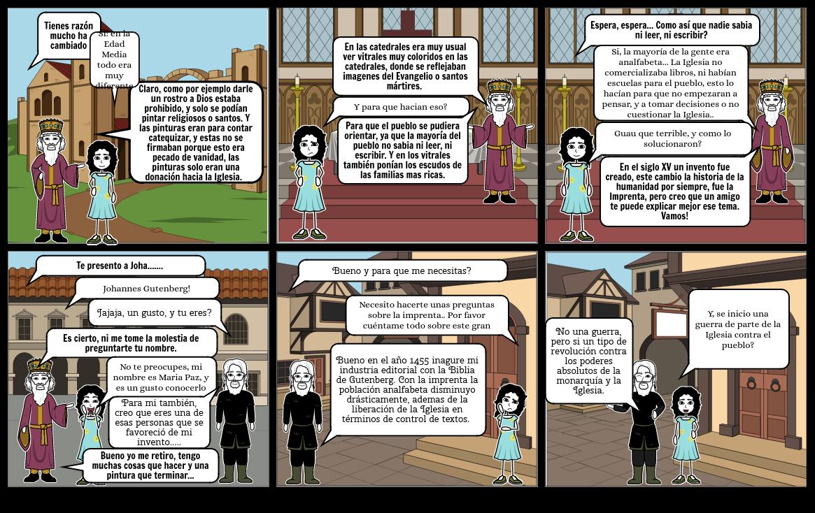 Parte 2 Comic