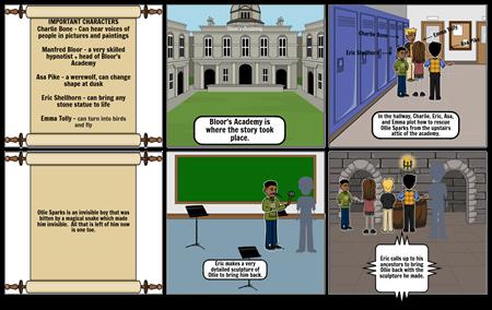SSR 5 Part B - Comic Strip