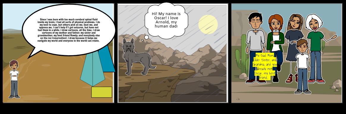 Aisha Storyboard