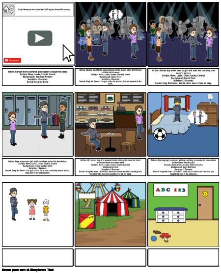 ICT Storyboard