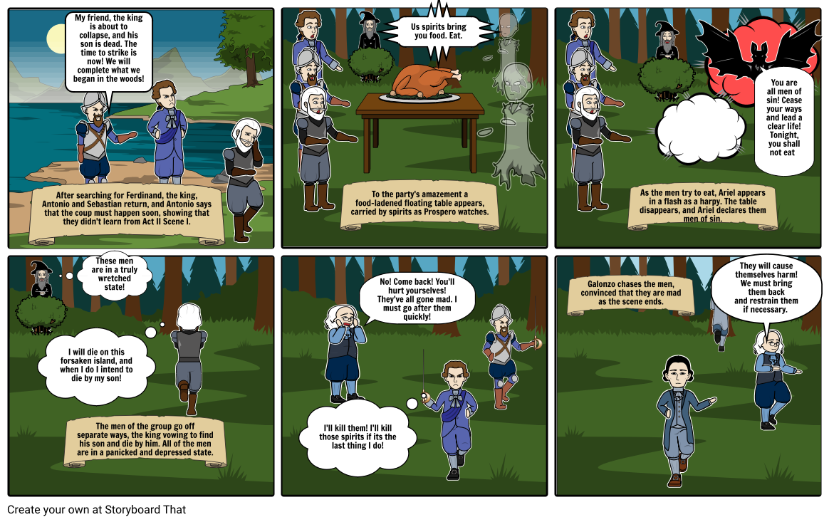 ILA Storyboard