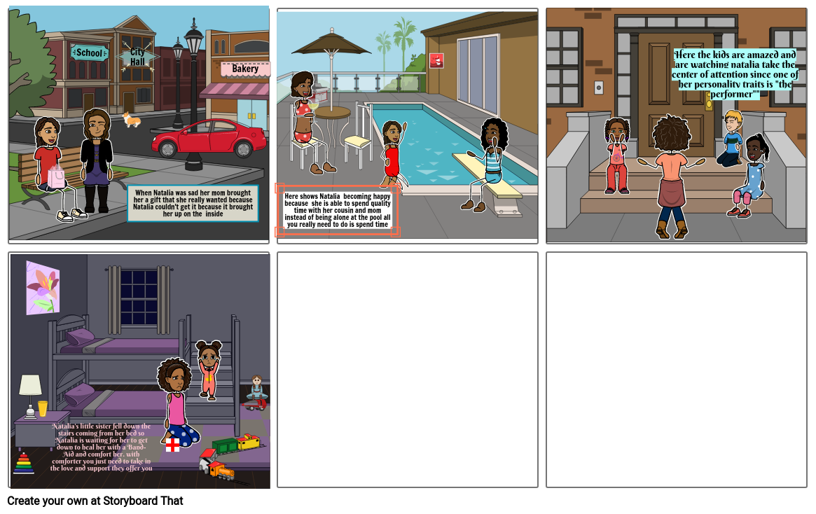 StoryboardThat Assignment