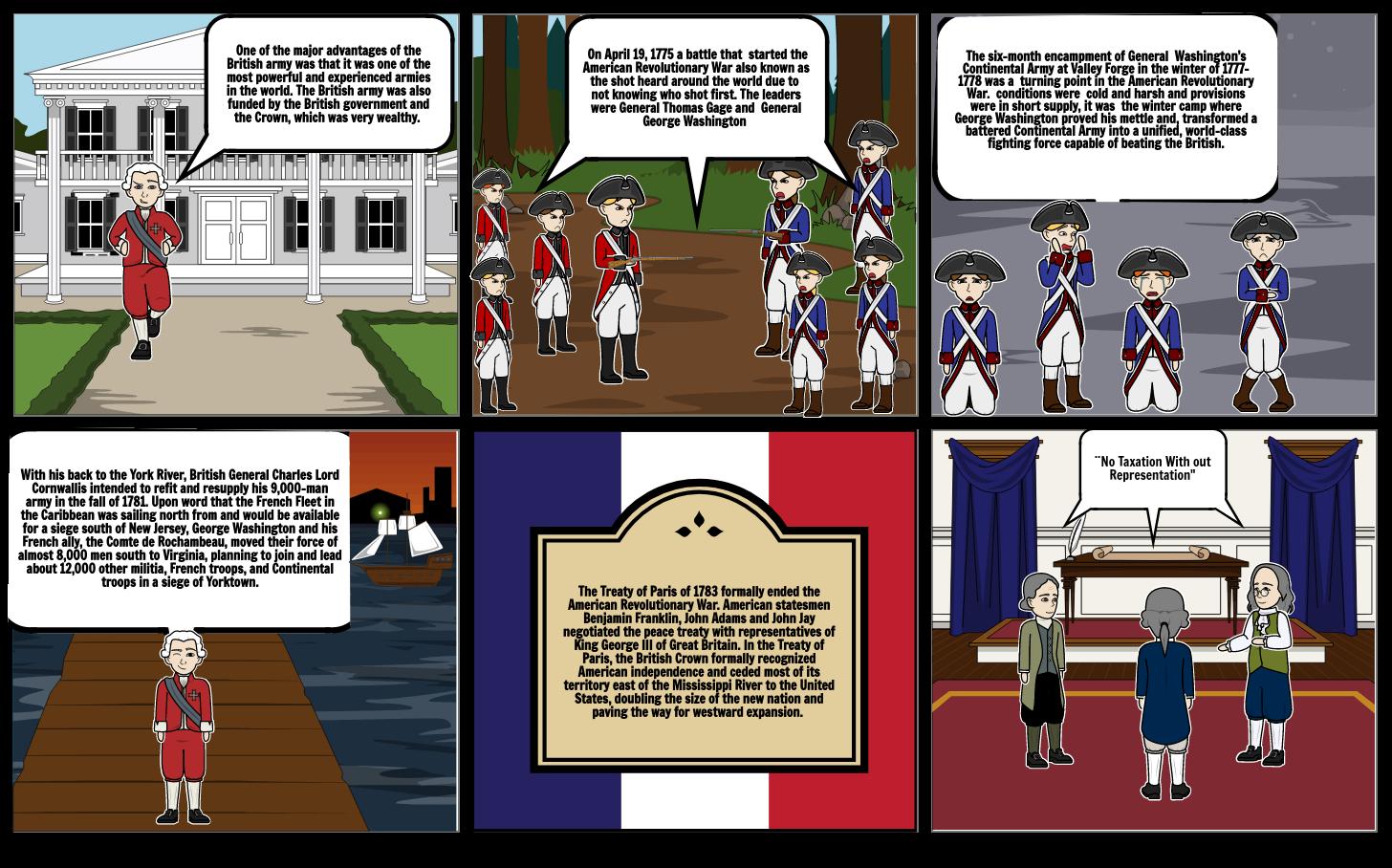 The american revolution pt2