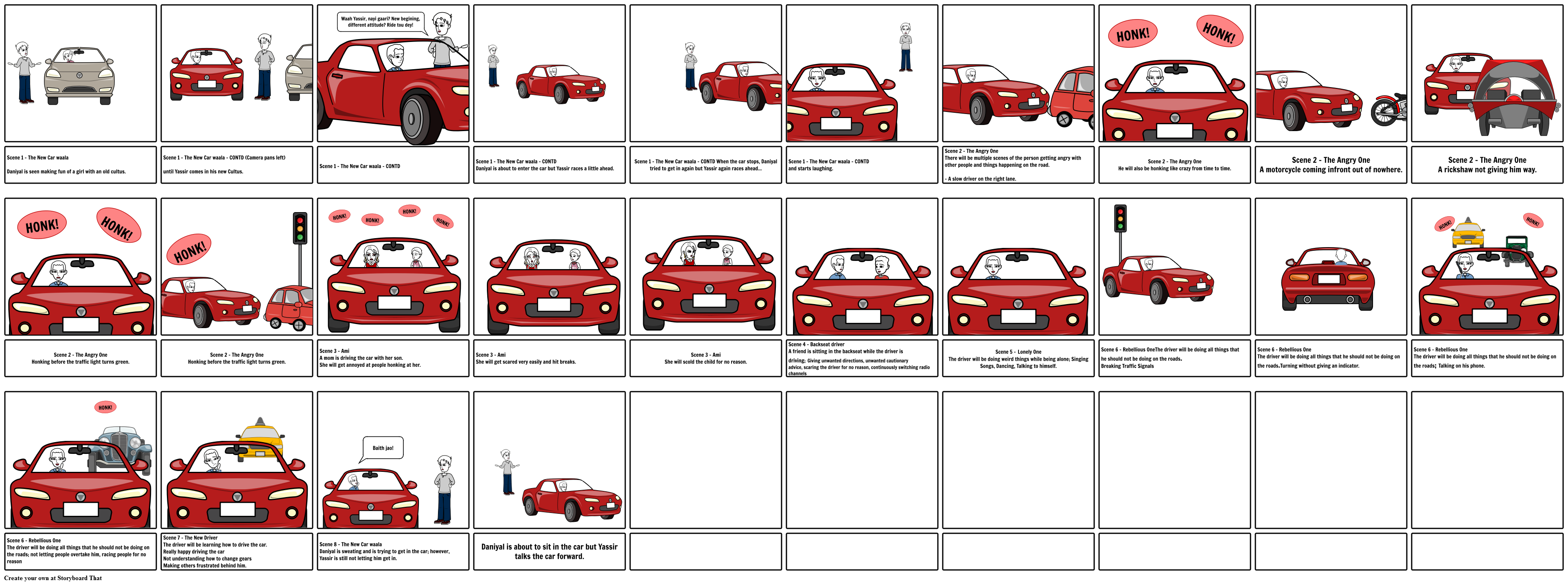 Types of Drivers