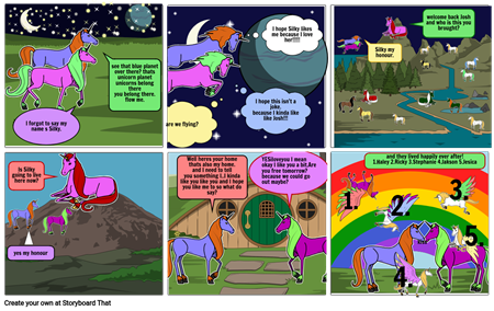 chapter2 unicorn planet.