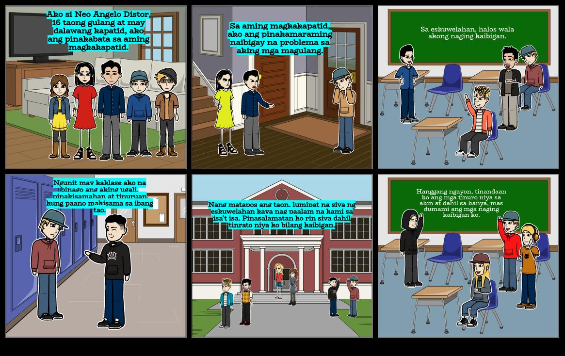 Anecdote Distor Filipino MT3.2