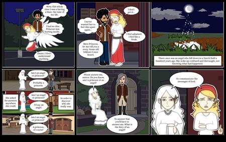 Angelic: The Dutch Fields