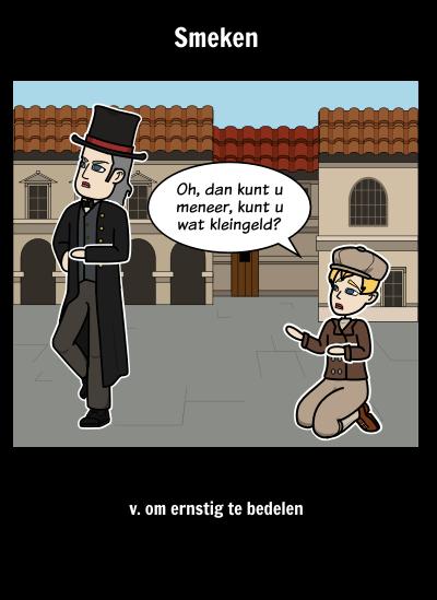 A Christmas Carol - Woordenschat