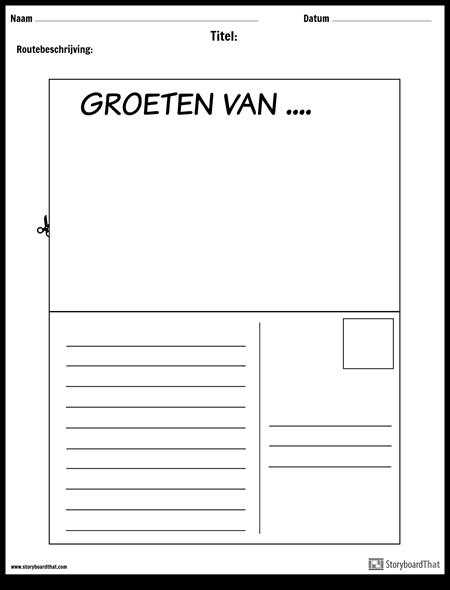 Ansichtkaart