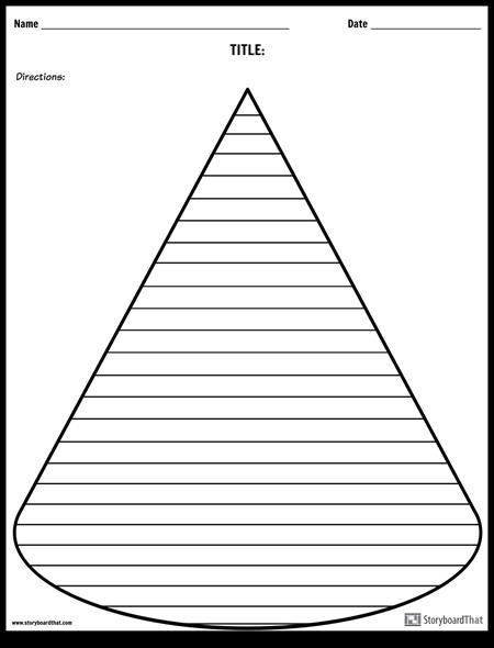 Creatief Schrijven - Cone