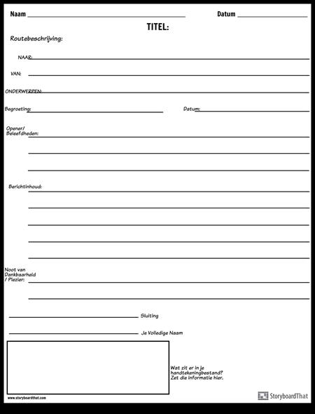 Formele E-mail 3