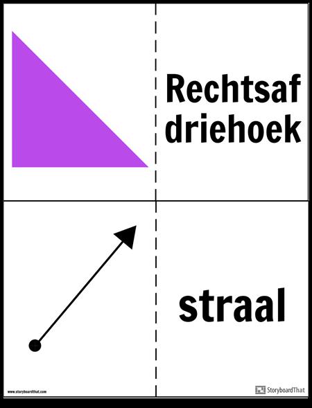 Geometrie Flashcards