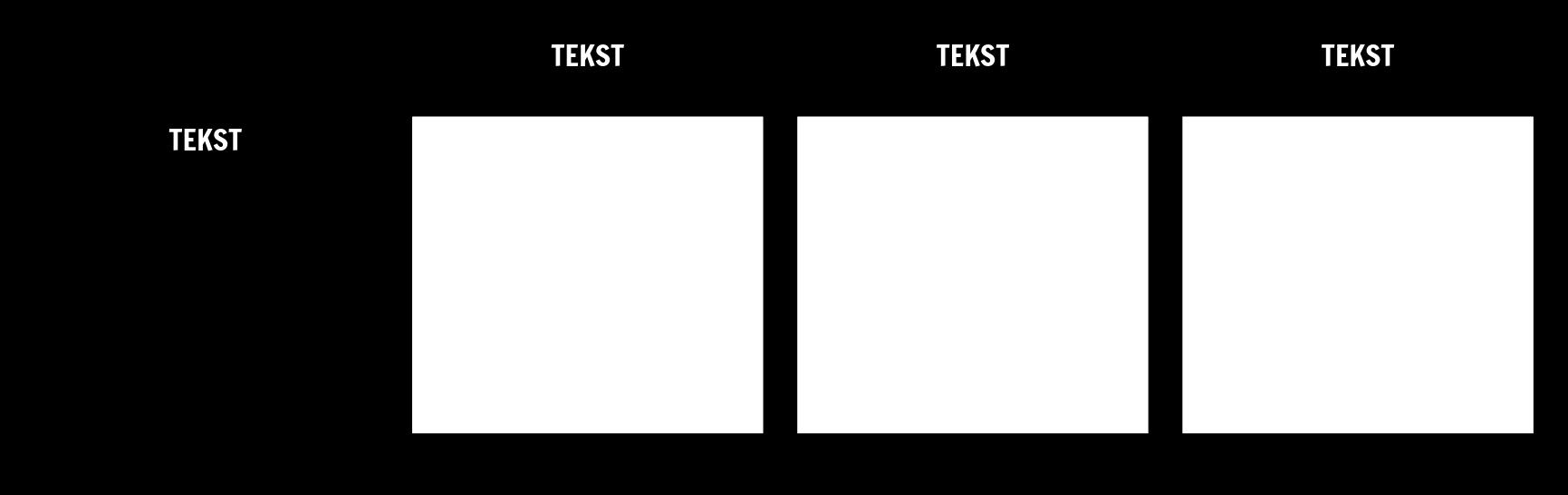 Grid 1x3