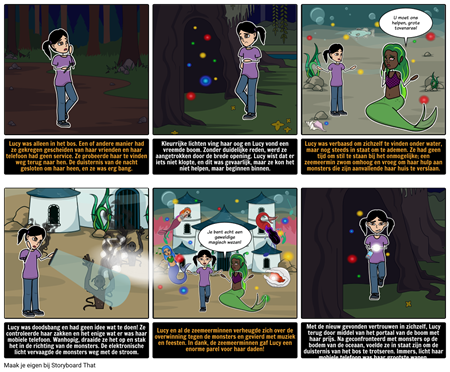 Halloween Activiteiten - Story Starter