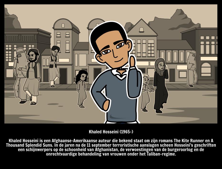 Citaten Uit The Kite Runner : Khaled hosseini invloedrijke auteurs de vliegeraar