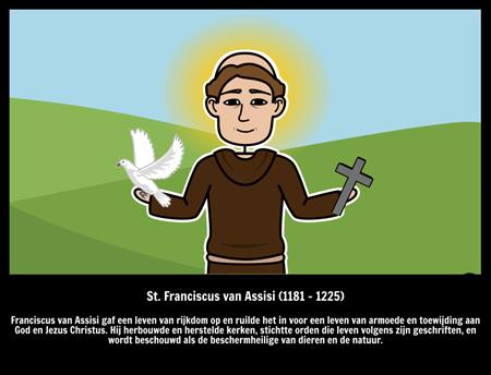 Sint Franciscus van Assisi