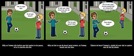 Social Stories-Taking Turns
