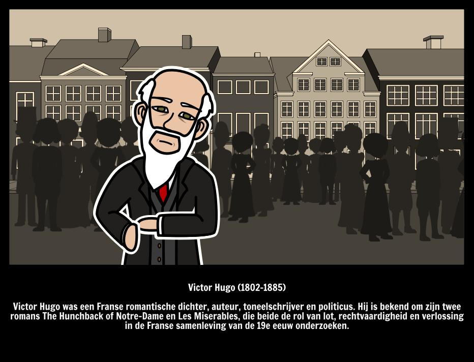 Victor Hugo Biography Franse Auteurs Invloedrijke Mensen