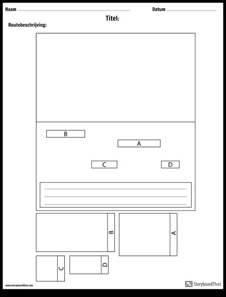 Volledige Diorama-indeling