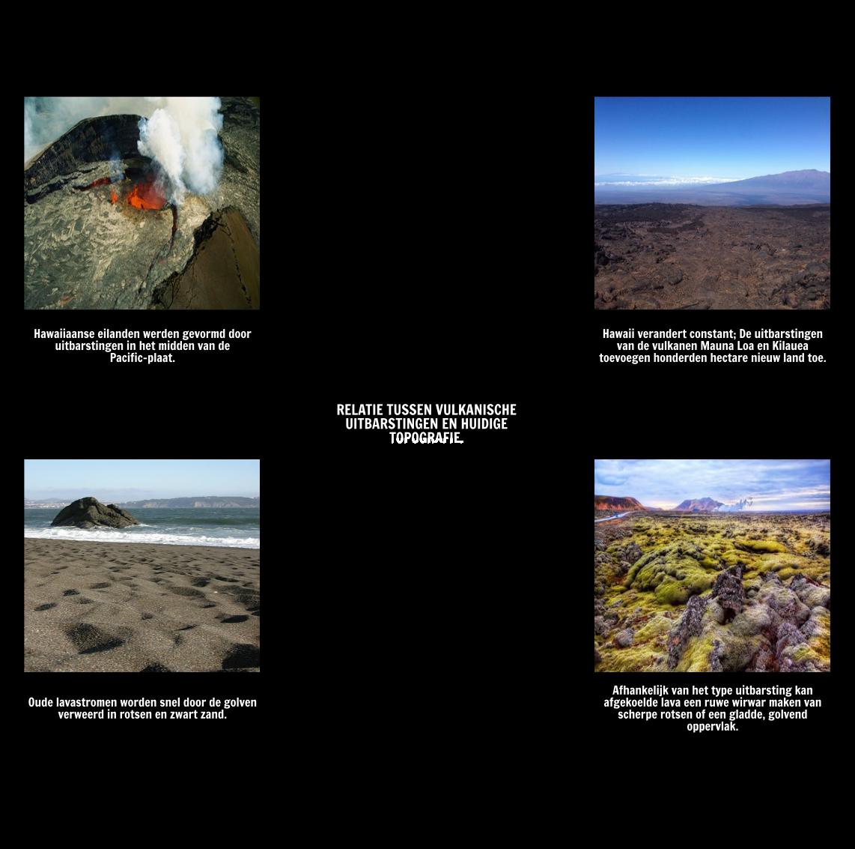 Vulkanen - Wetenschappelijke Relaties