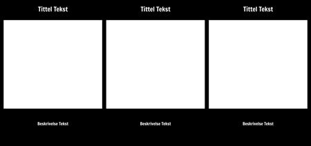 Blank Cell med tittel-Beskrivelse