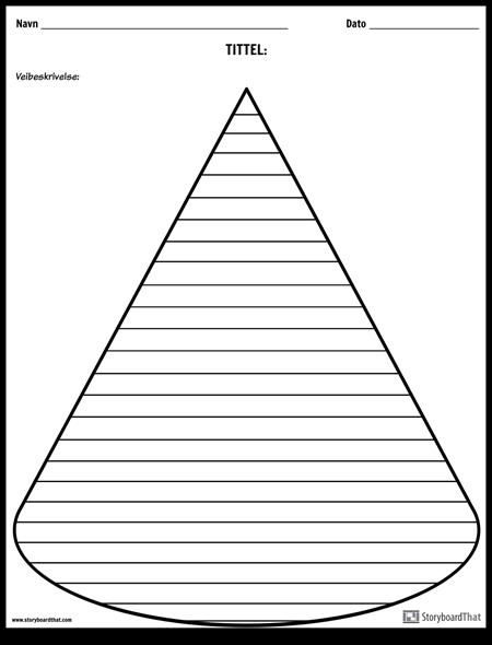 Kreativ Skriving - Cone