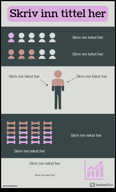 Statistisk Infographic