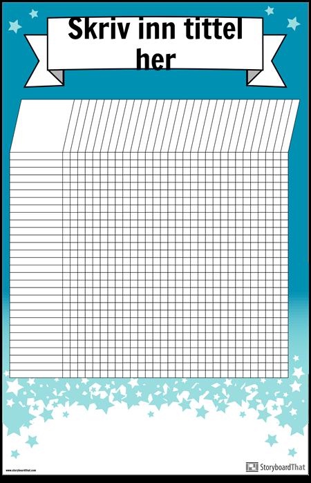 Student Diagram Plakat