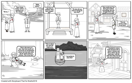 SL Graphic Novel Page 3