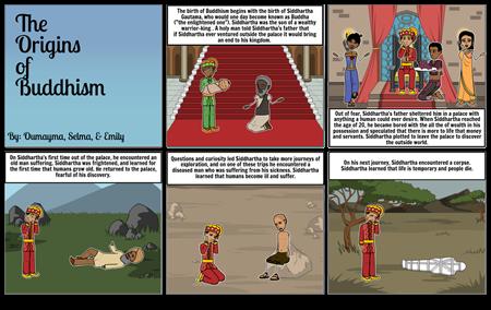The Origins of buddhism 1