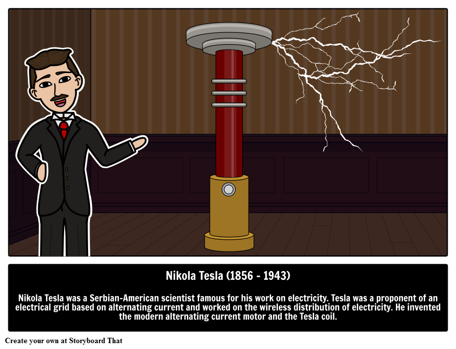 a biography of nikola tesla a serbian scientist Nikola tesla was a serbian american inventor, electrical engineer, mechanical engineer, physicist, and futurist best known for his contributions to the design of the modern alternating current electricity supply system.