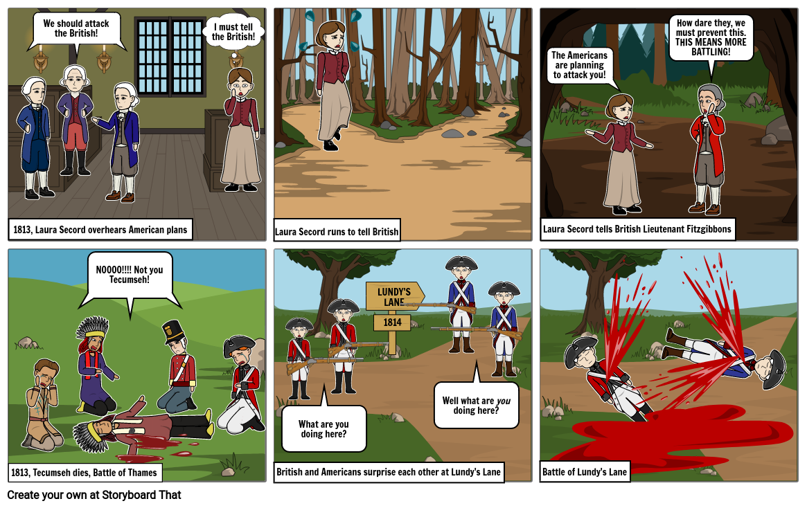 History Comic part 2 by Vicky and Libbis