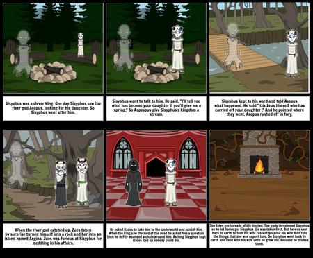 Greek Mythes