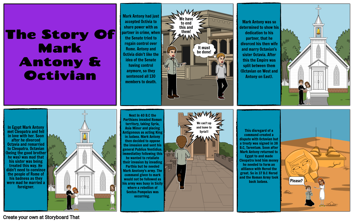 Antony and Octivian Part 1